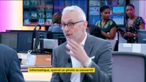 """Guillaume Vassault : """"Tout produit informatique a des failles, personne n'est à l'abri"""""""