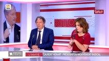 Best Of Territoires d'Infos  - Invité politique : Laurent Hénart (26/06/19)