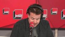 Nicolas Bay répond aux questions du Grand entretien de France Inter