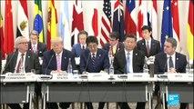 G20 à Osaka : rencontre Trump / Xi en marge du sommet