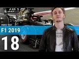 F1 2019 : La simulation F1 idéale ?  | TEST