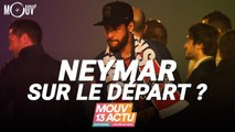 Mouv'13 Actu : Neymar, Netflix, les Bleues