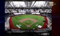 El béisbol de las grandes ligas se traslada a Londres entre los New York Yankees y los Medias Rojas
