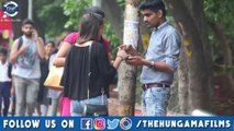 Proposing Girls in Funny Language Prank - Prank In India  The HunGama   2019
