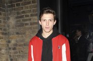 Tom Holland rescues panicky fan