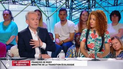 François de Rugy - RMC mercredi 26 juin 2019