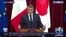"""Emmanuel Macron: """"Nous tenons à l'alliance Renault-Nissan"""""""
