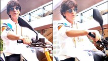 Shah Rukh Khan Recreates Iconic Scene Of His First Film