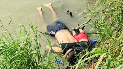Tragic photo shows migrant father, child who died trying to cross the Rio Grande