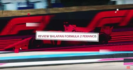 Review Balapan Sean Gelael Di GP Perancis