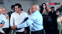 Salman Khan sings song with father Salim Khan; Watch Video   FilmiBeat