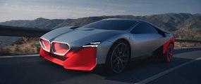 VÍDEO: Así es el BMW Vision M NEXT, el deportivo del futuro