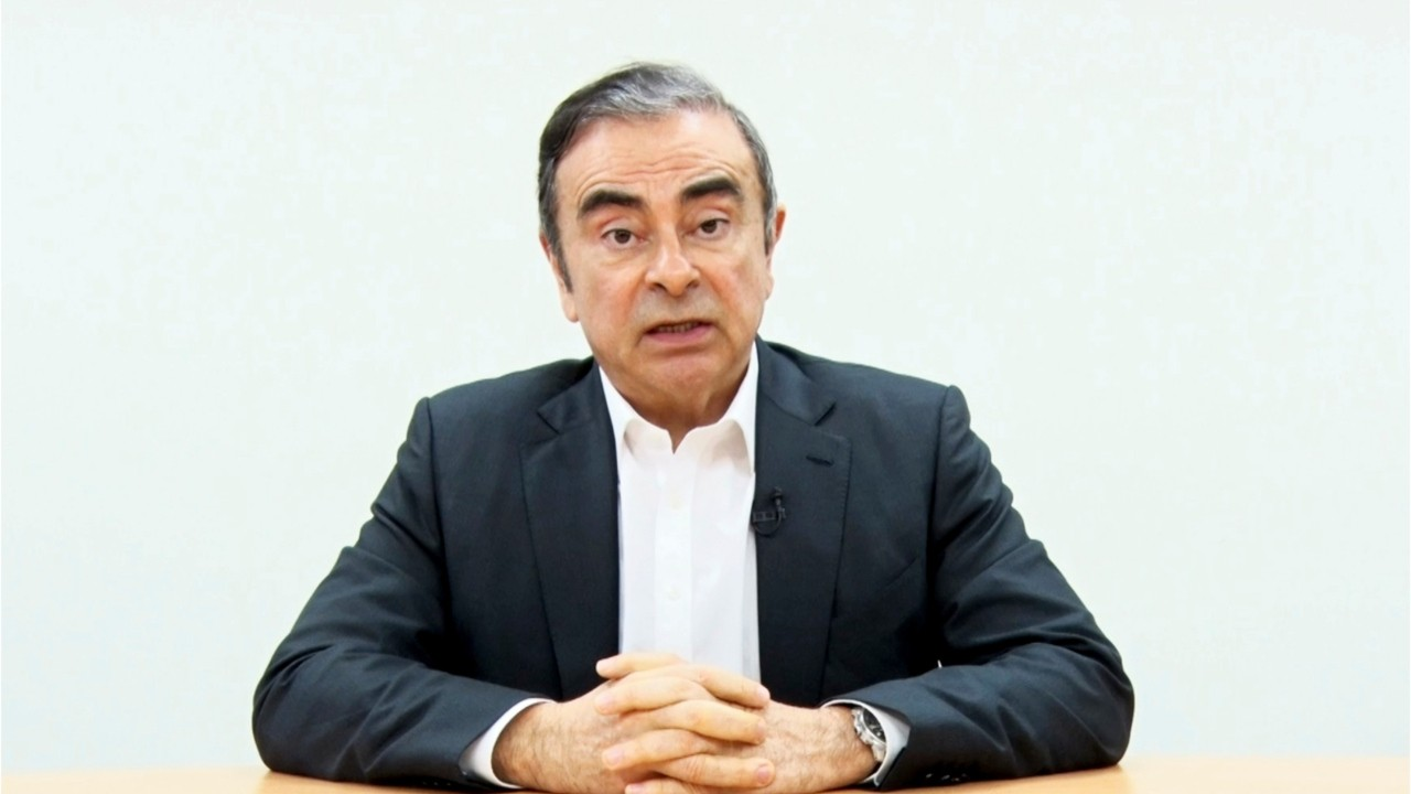 Japan May Fine Nissan