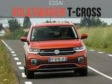Essai Volkswagen T-Cross 1.0 TSI 115 R-Line (2019)