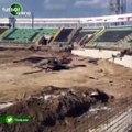 Denizlispor Stadı, Süper Lig'e hazırlanıyor