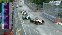 Formula E Swiss E-Prix - Final lap of the race