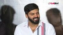 Hero Arya Emotional At Gajendrudu Movie Sucess Meet || Filmibeat Telugu