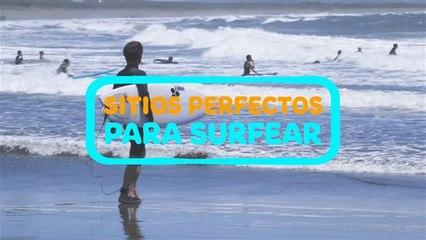 En Tokio también se puede surfear