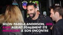 Pamela Anderson et Adil Rami séparés : Le fils de l'actrice, Dylan, réagit