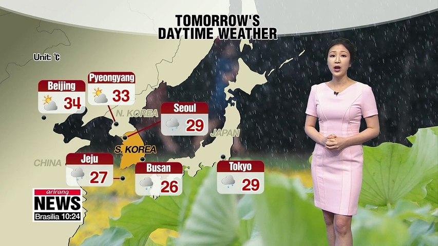 Monsoon rain begins, heavy rain alerts across the country _ 062619