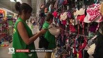 Soldes : la concurrence des magasins de déstockage