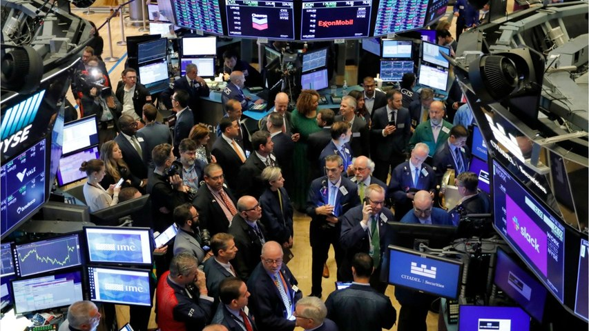 Wall St. Opens Higher On Trade Boost, Trade Hopes