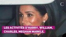 La famille royale britannique a coûté 70 millions de livres au...
