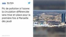 Pollution : En pleine canicule, Marseille adopte la circulation différenciée pour la première fois