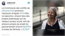 La députée Agnès Thill exclue par La République En Marche