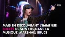 Eminem : Le père du rappeur américain est mort