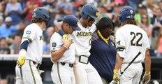 World Series Game 2 postgame: Erik Bakich Discusses Injury to Jordan Nwogu