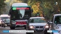 Pollution : les automobilistes face aux restrictions de circulation