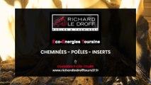 Cheminées Richard Le Droff, poêles, cheminées et inserts à Chambray-lès-Tours.