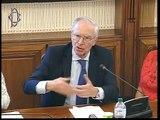 Roma - Audizioni su sicurezza sul lavoro (26.06.19)