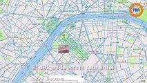 Découvrez la vue du dernier étage de la Tour Eiffel sur Street View