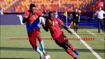CAN 2019 : la RDC dos au mur