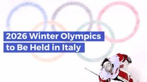 Pack Your Bags...The Olympics Head To Italy