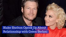 The Latest Info On Blake Shelton And Gwen Stefani's Relationship
