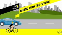 Riding into the future - Tour de France 2019