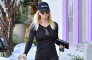 Kaley Cuoco has cupping and scraping therapy after tough workout