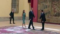La Reina Letizia y su elegante look para afrontar la ola de calor