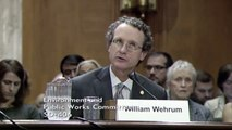 EPA Official Bill Wehrum Is Stepping Down