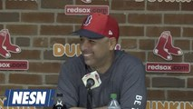 Alex Cora On Importance  Red Sox London Games