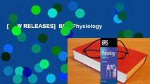 [NEW RELEASES]  BRS Physiology