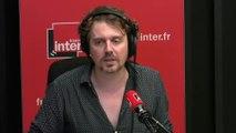 Chanteur vend lettre d'amour - Le Sketch avec Maxime Leforestier
