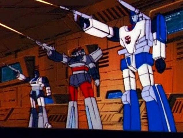 The Transformers Season 1 Episode 8 - S O S Dinobots