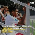 Quand la nouvelle recrue de l'OGC Nice Khephren Thuram célébrait de façon hilarante son but... contre le Gym