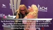 Beth Chapman, 51, Dead: Dog The Bounty Hunter's Wife Loses Cancer Battle