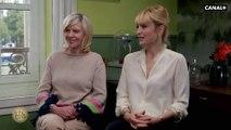 """J.Gayet et C.Ladesou pour """"C'est quoi cette mamie ?!"""" – Interview cinéma - Tchi Tcha du 25/06"""