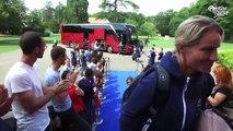 Au coeur de la Résidence des Bleues à lheure de la Coupe du Monde I FFF 2019